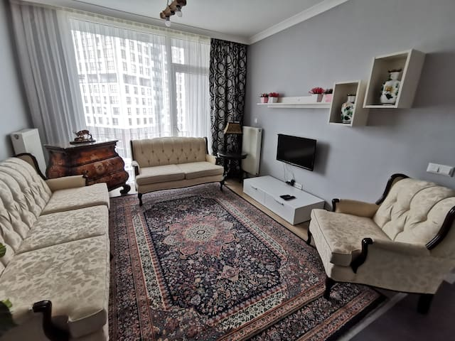 The Best Classical themed Apartment in istanbul