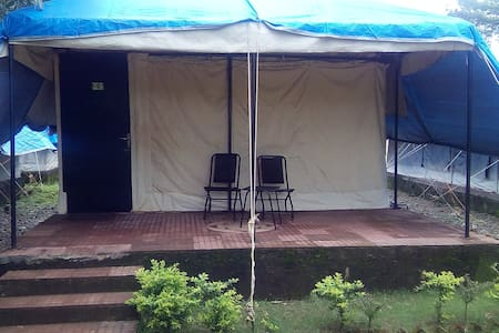 Luxurious Tent At Karjat - Kalamboli Tarf Waredi