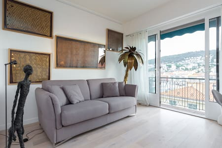Charming apartment in the Port - Nice