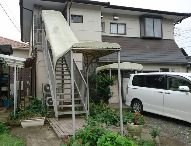 まなべの家 - Tsuchiura-shi - House