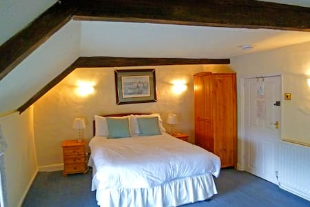 Blacksmiths Double room - Flaxton - Bed & Breakfast