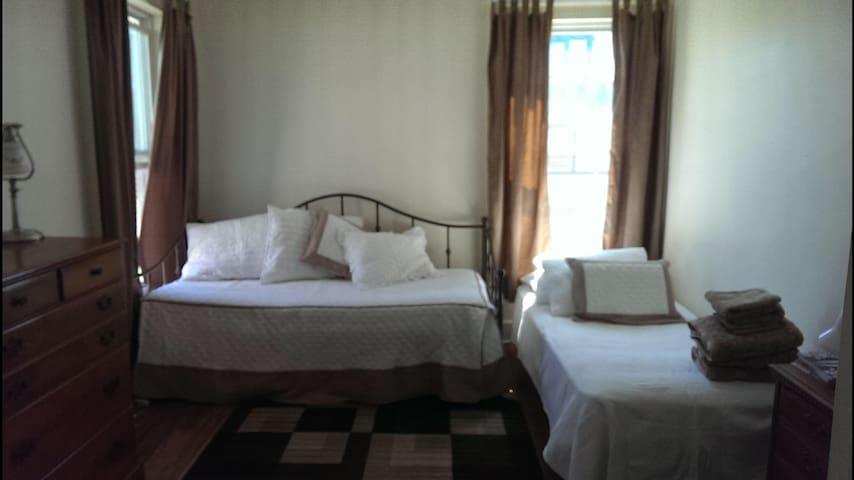 Medium Bedroom by Heart of New Haven