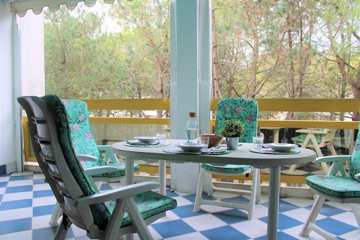 Casa Solarium, l'essenziale per la tua vacanza!