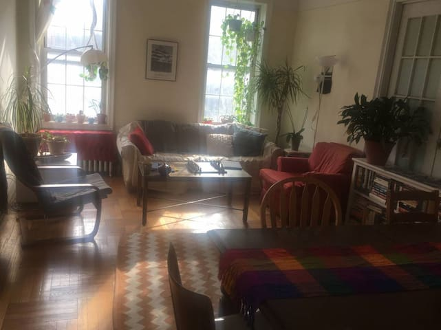 July/Aug Sublet Available Huge Sunny Room