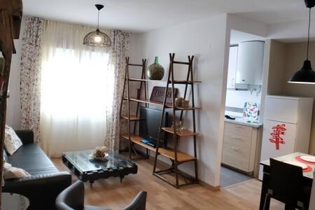 Zambra: luminoso y coqueto apartamento en Chiclana
