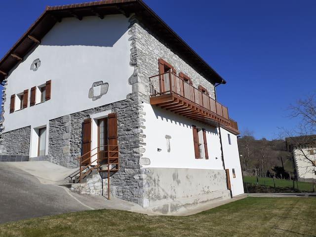 casa rural aizalegia