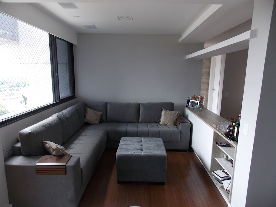 1o piso: Home Theater / 1st Floor: Home Theater.
