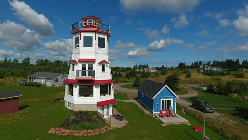 Stolen View Lighthouse - New Glasgow - Mercusuar