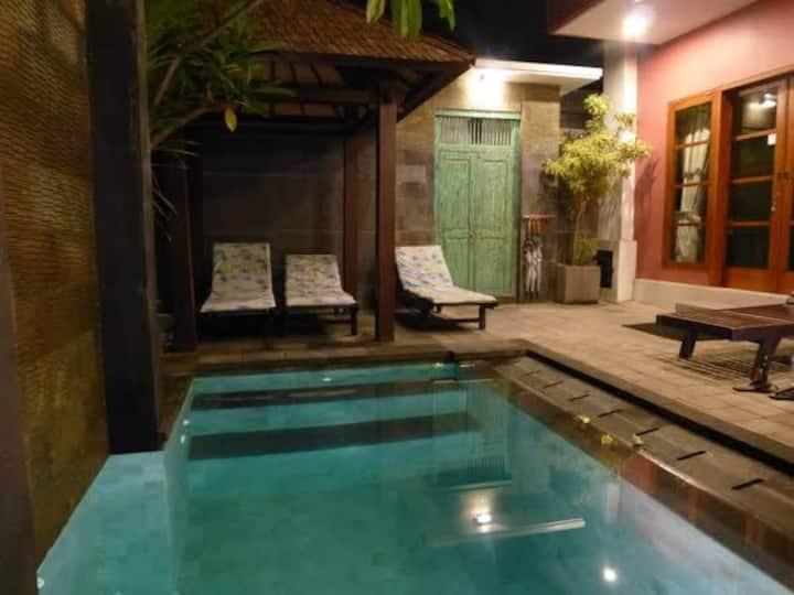 Villa Legian Bali voted best value for money
