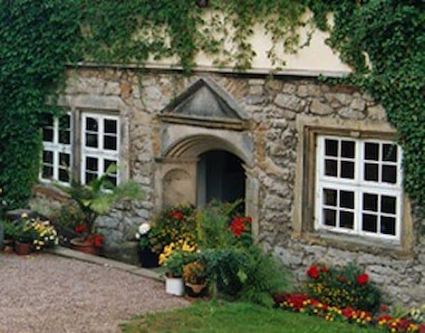 Gästezimmer Rittergut Behrensen Zimmer #1