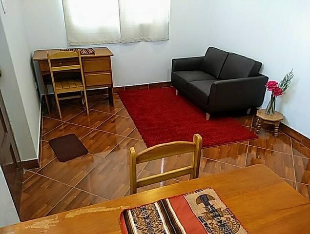 Family run,clean mini apartment in Historic Center