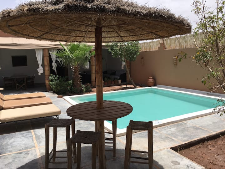 "Villa ""Sacha"" Marrakech (3rooms-6persons)"