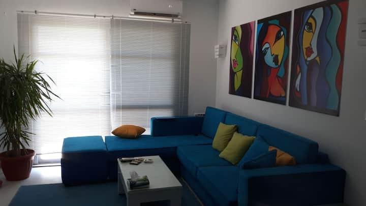 Cozy modern all new 2 bedrooms, Madinaty.