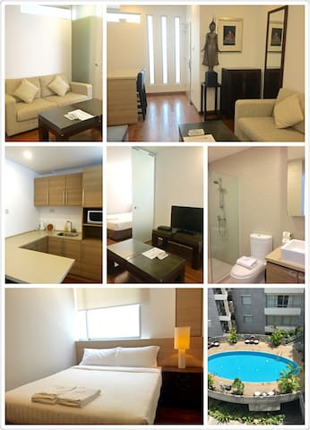 Convenient apt near the City - Singapur - Wohnung