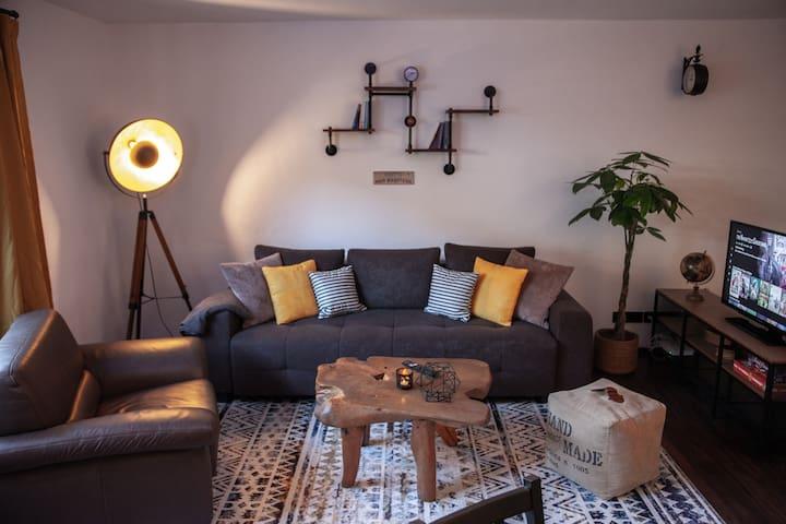 rheinsteigbett - studio