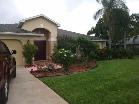Lehigh Acres Home with a View