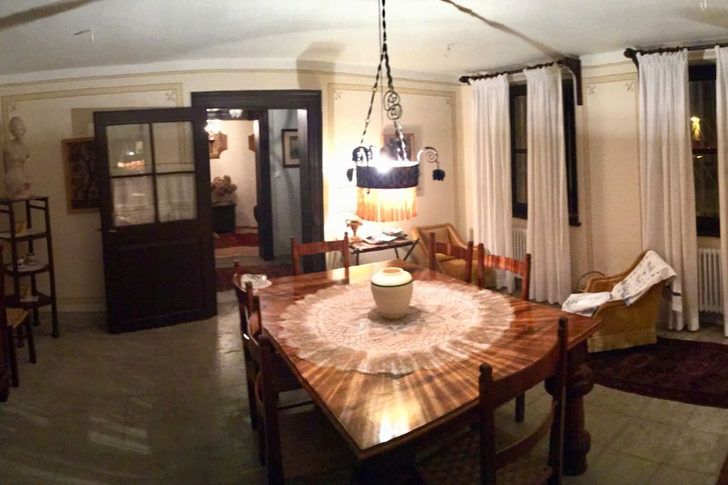 dining room #night