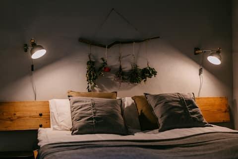 Cozy Guest House Virgabaļi in Āraiši