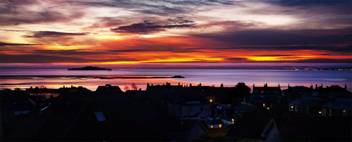 Viewpoint Burntisland - Near Edinburgh - Burntisland - Haus
