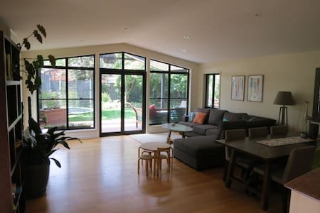 Spacious, light, and airy in fantastic location. - Dickson