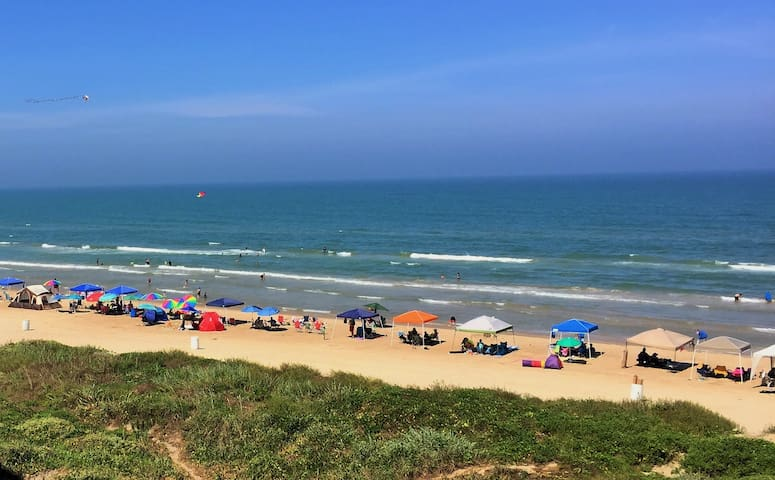 Beachfront! STUDIO - Awesome deal! Super NICE! - South Padre Island - Wohnung