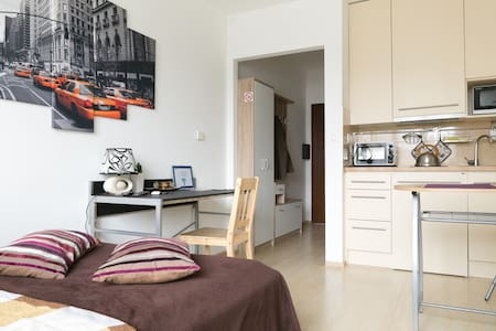 Studio 1 / Mini-Apartament / WiFi - Appartement