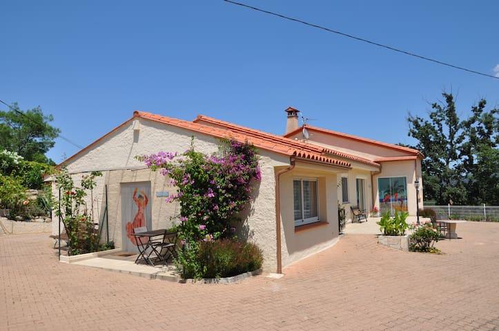 Logement de vacances à 10 mn des thermes du Boulou - Maureillas-Las-Illas - Apartotel