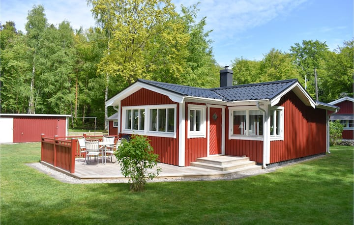 Amazing home in Sölvesborg with WiFi and 1 Bedrooms
