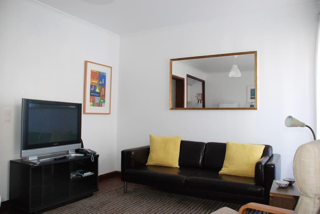 Sala comum/Living room