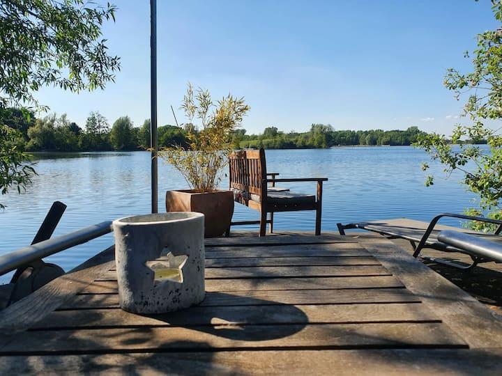Ferienwohnung am See im Herzen von Heinsberg