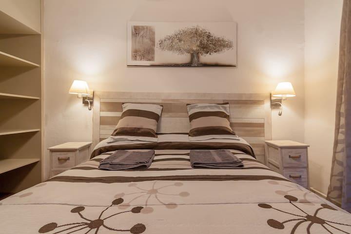 Habitacion muy confortable en elcentro