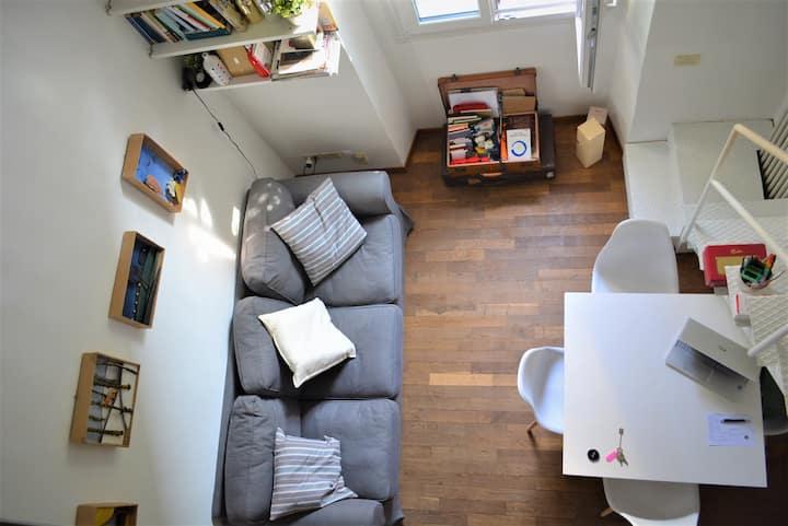 Loft in zona Tortona dotato di tutti i comfort