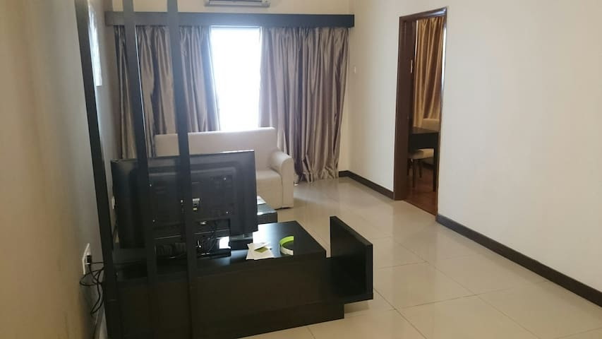 2 Rooms Apt with 4 FREE waterpark - Melaka - Lägenhet