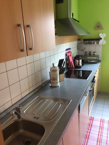 Modernes Apartment in Berlin-Mitte