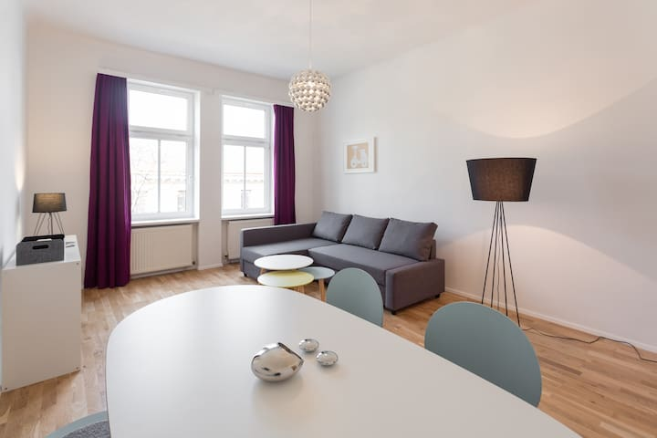 New,stylish,large,2xbaby-equipped - Vienna - Apartment