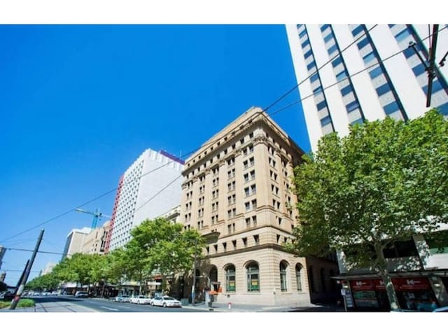 Adelaide City.1 min to rundle mall - Adelaide - Apartment