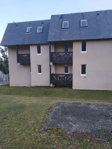 Bien logés dans une station familiale des Pyrénées