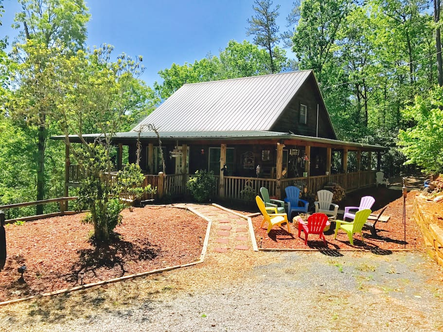 Cabins For Rent In Blue Ridge Ga With Game Room