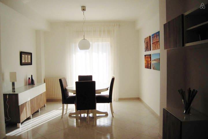 Alchimie, apartment in Noto