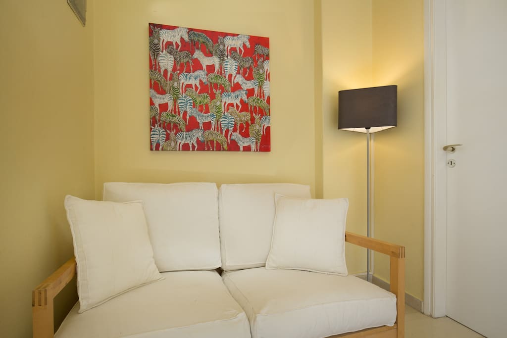 Mon Repos House Corfu | Livingroom