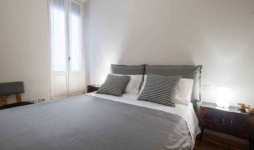 la camera da letto più piccola