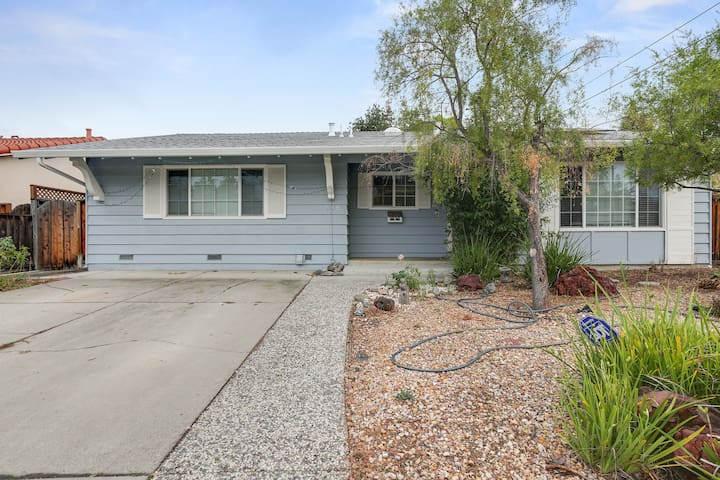 Charming 1 Bedroom In-Law Unit in Sunnyvale