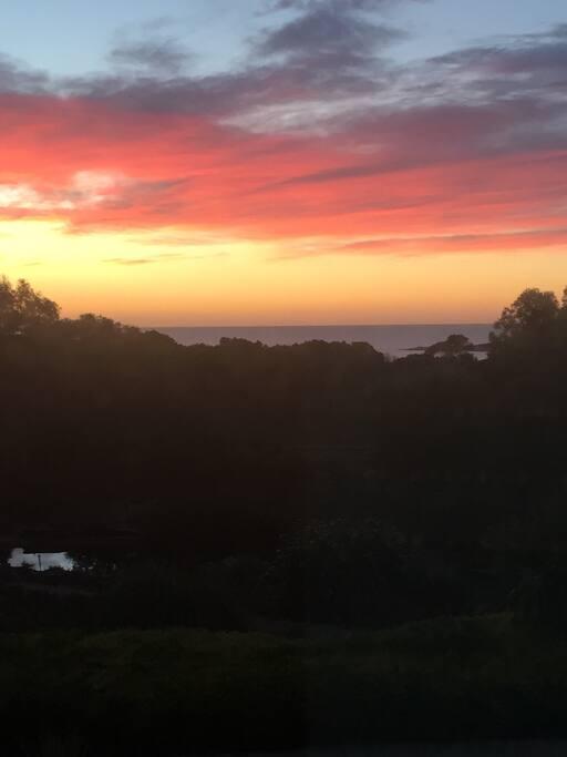 Another stunning sunrise