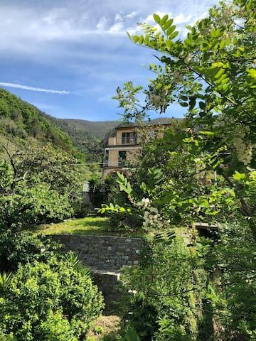 Campoalmare Vernazza - Wi-fi - Terrace - Parking