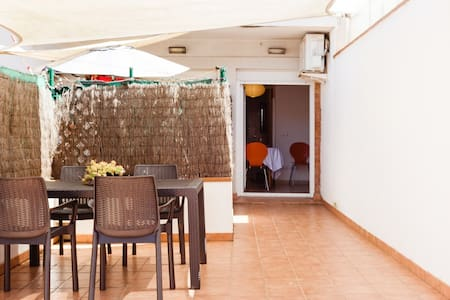 APARTAMENTO PATIO