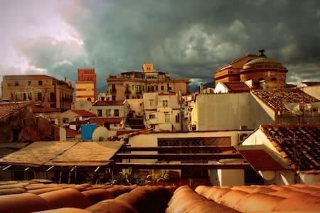 Mansarda nel cuore di Palermo - Palermo - Wohnung