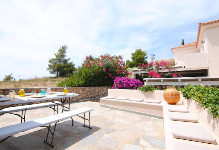**4 Villas ideal for big companies and families**