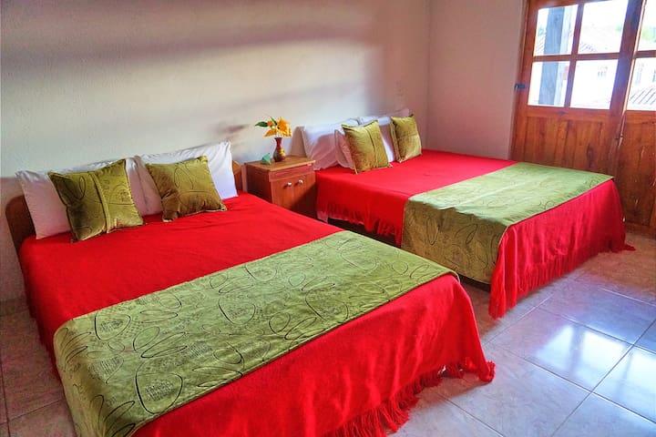 Comfortable room in Villa de Leyva