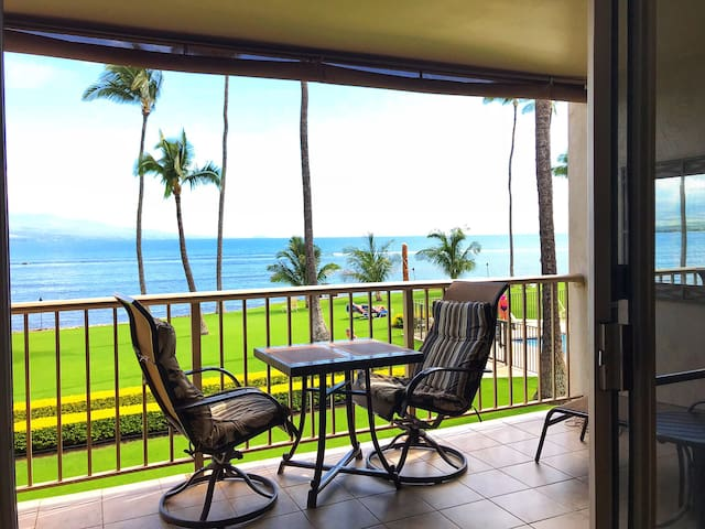 VIEWS VIEWS VIEWS ~ Oceanfront Home-Away-from-Home