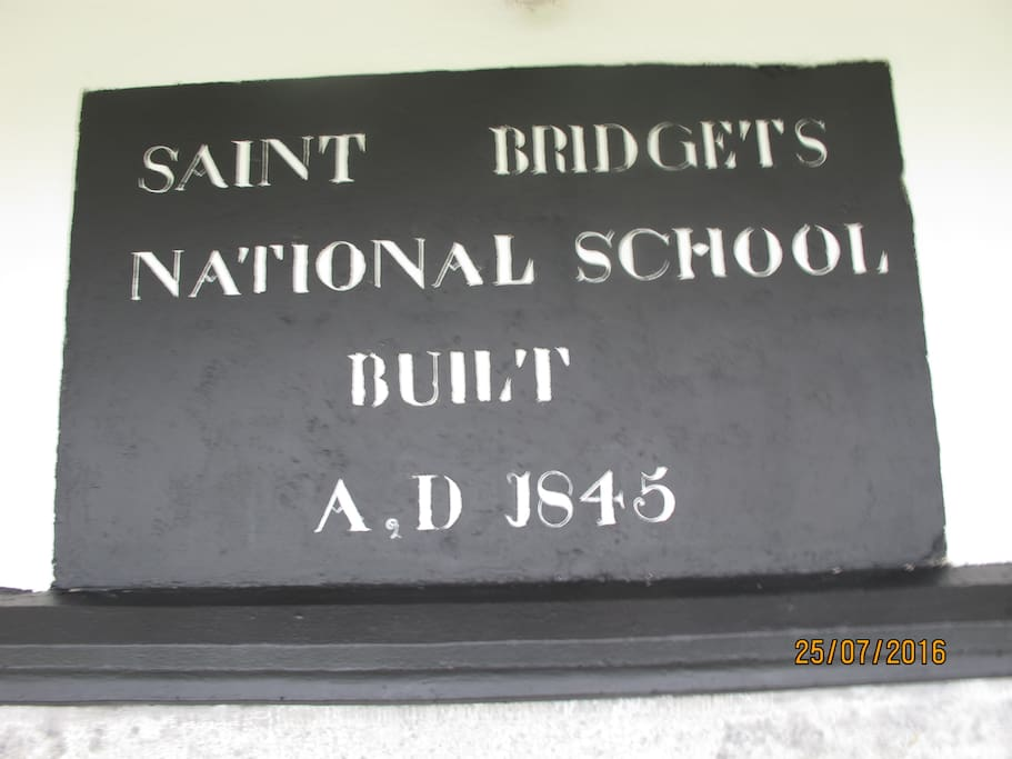 Built by O'Brien 1846